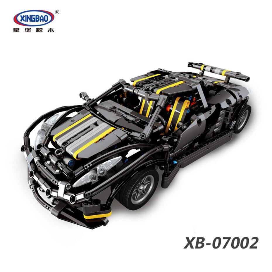 Xingbao nova técnica carro série 030220300807003 o