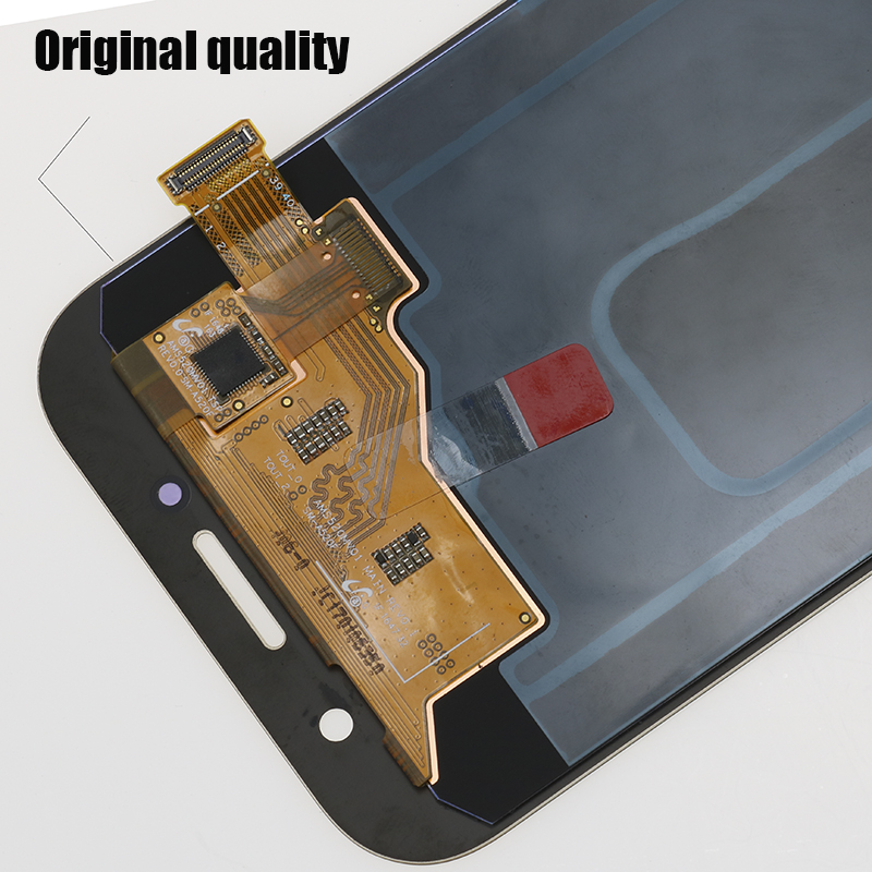 Image 5 - Original 5.2 Super AMOLED LCD for SAMSUNG Galaxy A5 2017 Display  Touch Screen Digitizer A520 A520F SM A520F Replacement PartsMobile  Phone LCD Screens