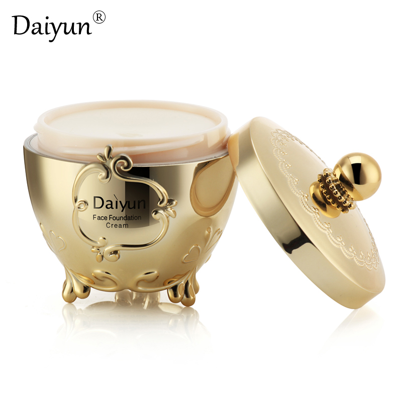 Daiyun Makeup Primer Invisible Pore Wrinkle Cover Concealer foundation brightener makeup full cover foundation face makeup