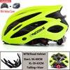 Kingbike capacete de bicicleta ultraleve, capacete de ciclismo para montanha, estrada, mtb, capacetes de luz traseira para homens e mulheres, esportes ao ar livre 7