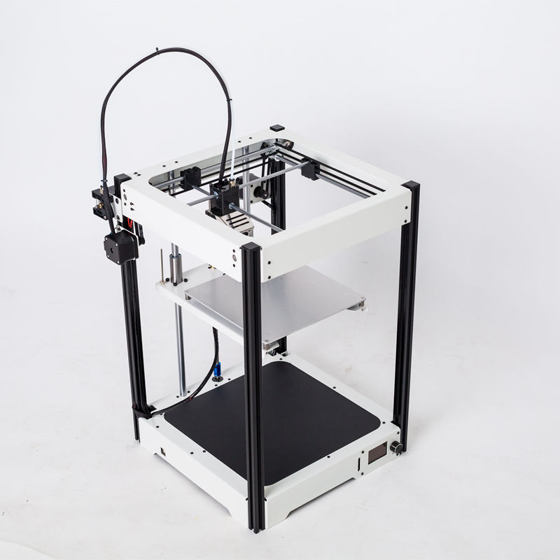 Newest 3D printer Large 220*220*290mm Sheet Metal frame High Quality Precision DIY kit LCD CL-260 Ul