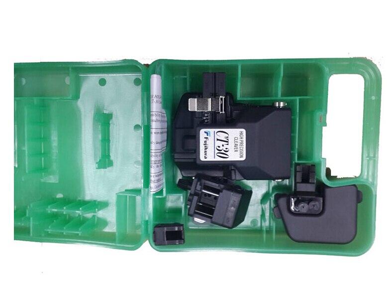 100% Original japon CT-30 de coupe de Fiber optique (48,000 couperets) couperet de Fiber optique CT30 fuji kura couperet optique par DHL