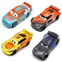 26 стилей disney Pixar Cars 3 Cal weathers Mater Jackson Storm Ramirez 1:55 литая под давлением модель из металлического сплава игрушка автомобиль подарок для детей