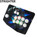 Arcade joystick USB no delay handles computer game Street Fighter The King of Fighters Joysticks