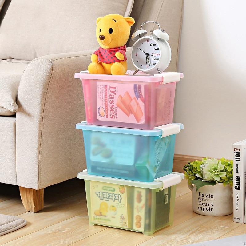 Multifunction Thicken Plastic Home Storage Box Stationery Laundry Basket Baby Toys Storage Bag Fold Picnic Pouch Storage Box