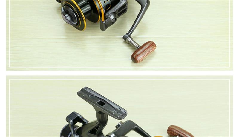 Yumoshi Fishing Rod Reel Combo 18