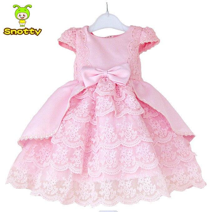 Aliexpress.com : Buy 2015 Flower girl dress baby girl party wear ...