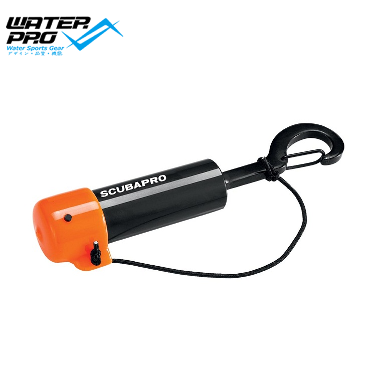 SCUBAPRO SHAKER WITH MAGNET AND HOOK For Diving Scuba Accessories