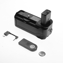 Vertical Battery Grip for Sony A6300 Professional Multi-power Battery Holder