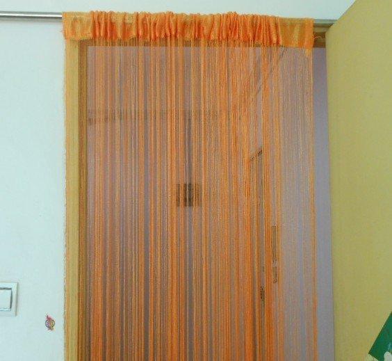 Online Get Cheap Orange Striped Curtains -Aliexpress.com | Alibaba ...