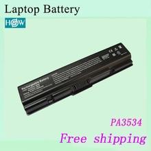 5200 мА/ч, PA3534U-1BAS PA3534U-1BRS ноутбук аккумулятор для Toshiba L300-146 A355-S6931 A300D A305D 355D