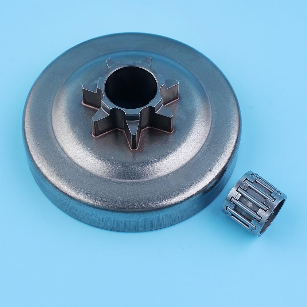 Spur Clutch Drum Needle Cage For Husqvarna 340 345 350 351 353 EPA 445 450 445E 450E Jonsered 2145 2150 McCulloch PM5000 .325