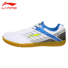 LI NING Men Table Tennis Shoes Li Ning Hard Wearing Sport Shoes Male Breathable Indoor Training