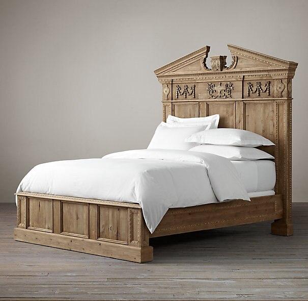 online buy wholesale wood carved headboard from china wood carved, Headboard designs