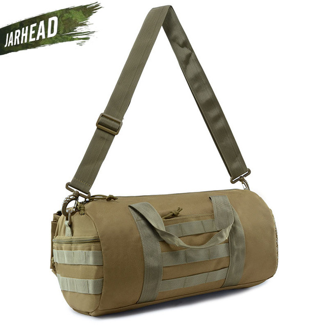 Outdoor Sports Camouflage Backpack Men Military Hiking Cycling Climbing Camping Waterproof Rucksack Tactical Attack Duffle Bag