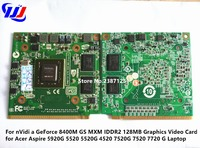 For NVidi A GeForce 8400M GS MXM IDDR2 128MB Graphics Video Card For Acer Aspire 5920G