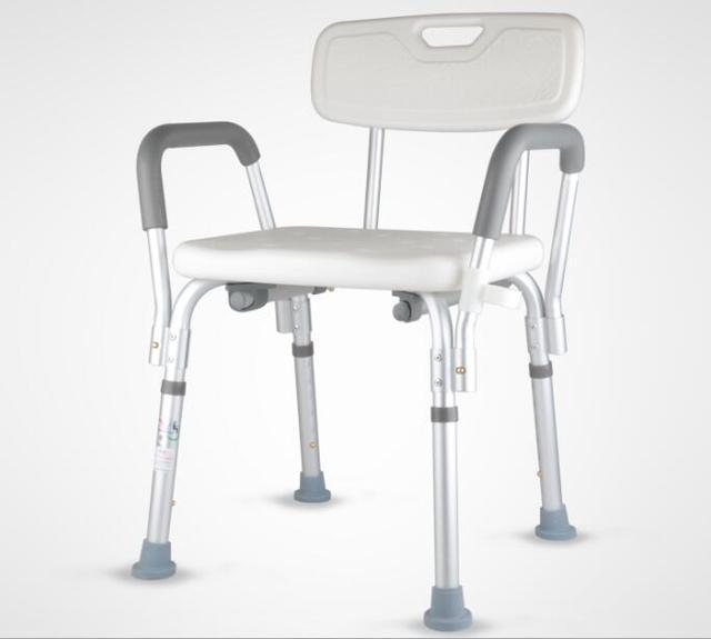 Hoge kwaliteit Professionele badkamer stoel skidproof Douche Stoelen ...