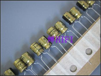 2019 hot sale 20PCS/50PCS Japan original SW Nichicon original Japanese electrolytic capacitor 50v10uf 5x7 free shipping 50pcs japan nichicon original ps electrolytic capacitor 35v47uf 6x11 free shipping