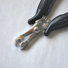 Hair-Extension-Pliers Hair-Keratin for Fusion-Capsule Glue-Remover Multi-Functional