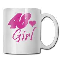 Love Girl Jimmie Johnson tazza di caffè fresco auto tazas ceramica tumbler caneca Tazze da tè