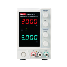 UNIT UTP3315TFL-II 30V/5A DC regulated power supply adjustable 4-digit digital LED display switching power supply regulated po mayitr dc power supply adjustable switching regulated lcd dual digital display 30v 10a with power line