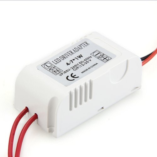 High Quality 6W LED Light Driver Power Supply Converter Transformer for MR16 10pcs 3x3w led mr16 driver 3 3w transformer power supply for mr16 12v lamp power 3pcs 3w led high power lamp led free ship page 7
