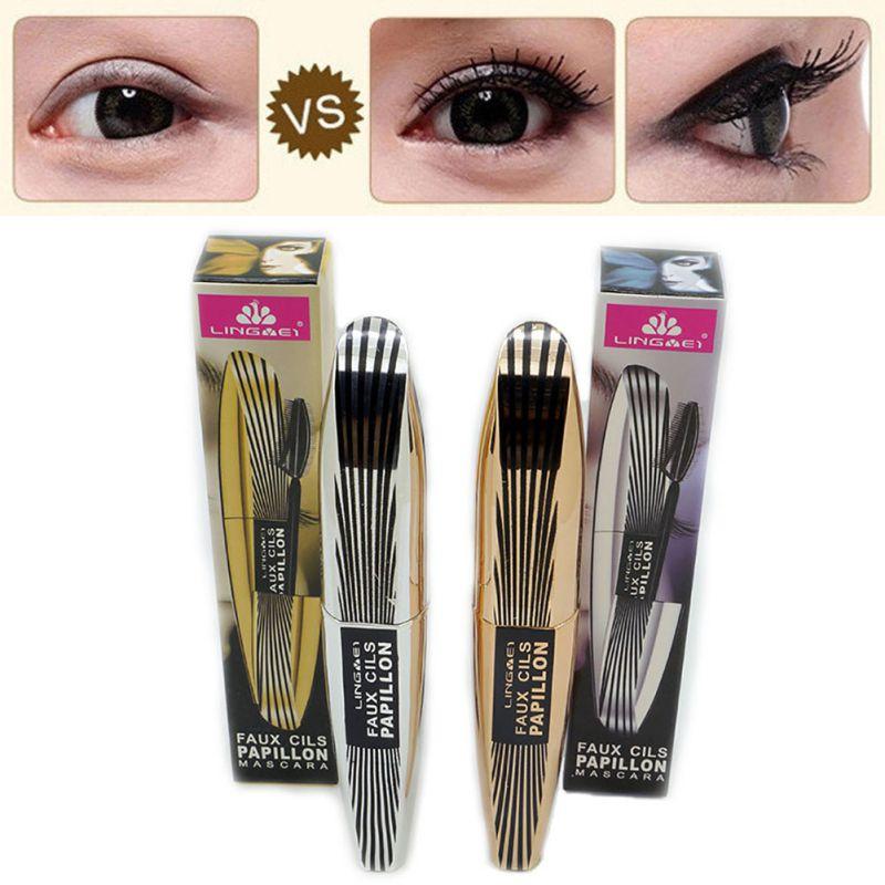 Cosmetic Makeup Black Extension Eyelash Mascara Length Curling Eye Lashes Eyelash Mascara