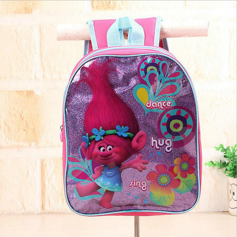 2018 New Fashion Cartoon Kindergarten bag Child Schoolbag Baby Girls Princess Backpack boys 3-5-6 years old Shoulder Schoolbag