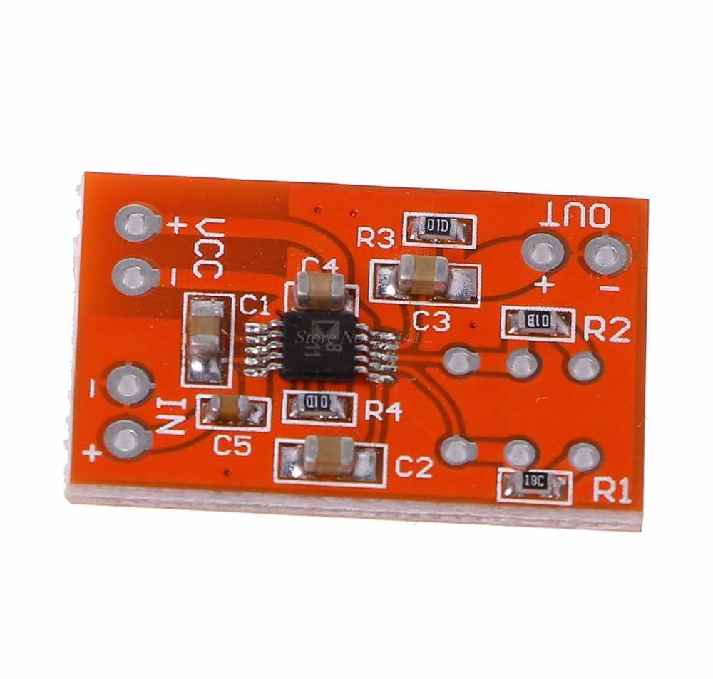 US $2 59 33% OFF|DC 3V 5V SSM2167 Microphone Preamplifier Board Low Noise  COMP Compression Module Amplifier Board-in Integrated Circuits from