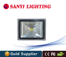 Led Flood Outdoor Floodlight Lamp 30W LED Flood light with motion sensor refletor foco led Spotlight RGB exterior