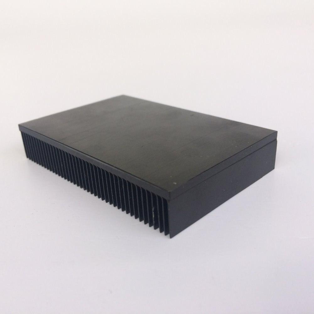 Купить с кэшбэком 75*50*13.5mm LED heat sink,Computer power supply heat sink,Computer chip radiator