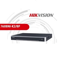 Hikvision DS-7608NI-K2/8P English version 8POE ports 8ch NVR with 2SATA plug & play H.265