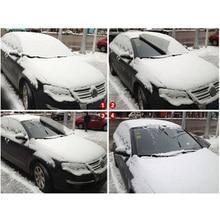 Новая Универсальная автомобильная, на магните, ветровое стекло, защита от солнца, снега, мороза, ветрового стекла, защита для зимы, поставки DXY88
