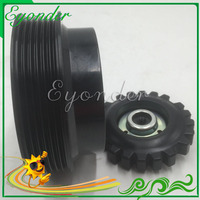 AC A/C Air Conditioning Compressor Electromagnetic Magnetic Clutch pulley for Mercedes Benz SPRINTER 3-t Box 906 224 210