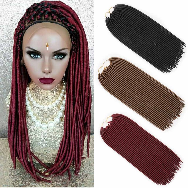 Xtrend Faux Locs Crochet Braids Kanekalon Synthetic Hair Extension