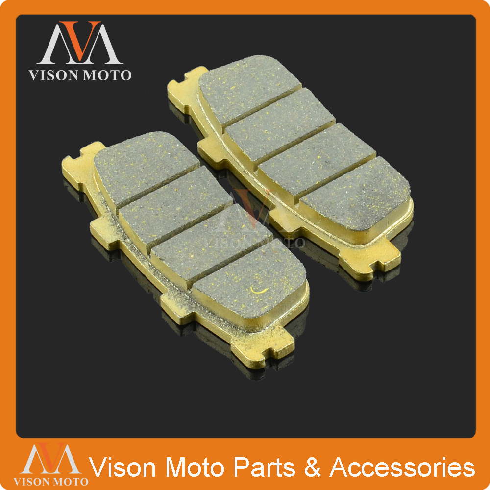 Motorcycle Front Caliper Brake Pads For SYM GTS 125 JOYMAX GTS125 VOYAGER 2006 2007 2008 2009 aftermarket free shipping motorcycle parts eliminator tidy tail for 2006 2007 2008 fz6 fazer 2007 2008b lack