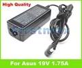 19 В 1.75A 33 Вт AC ноутбук адаптер питания зарядное устройство для Asus Ultrabook VivoBook X102BA X102B X201 X201E X202 X202E X200M X200T