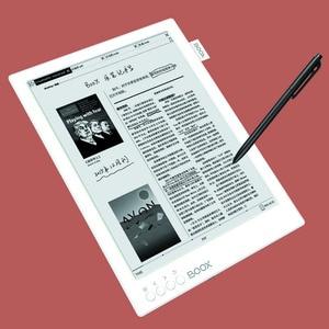 Image 2 - אוניקס BOOX MAX2 פרו ספר אלקטרוני קורא כפול מגע HD גמיש כרטא מסך ספר אלקטרוני קורא 4G/64G 13.3 BT 4.1 אנדרואיד 6.0 e קורא