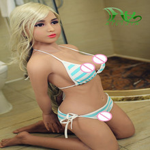 No taxs for EU Sex doll 158cm TPE real dolls sex chest big pussy vagina sexual products masturbation doll doll love  adult toys
