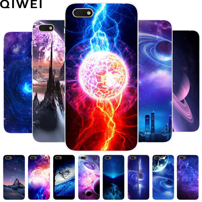 For <font><b>Huawei</b></font> Y5 Lite <font><b>2018</b></font> TPU Case Y5 Prime <font><b>2018</b></font> Cover Soft Silicon Back Cases on <font><b>Fundas</b></font> Y5Lite <font><b>Y</b></font> <font><b>5</b></font> Lite <font><b>2018</b></font> DRA-LX5 Phone Cover image