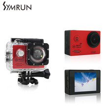 Оригинал Symrun SJ 4000 Wi-Fi Камера Действий Дайвинг 30 М Водонепроницаемый камера 1080 P Full Hd Подводные Спорт Камеры Спорт Dv SJ 4000