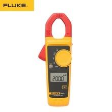 Fluke 302+ Цифровые токовые клещи, клещи, амперметр, тестер сопротивления, амперметрический зажим переменного тока, мультиметр Ампер