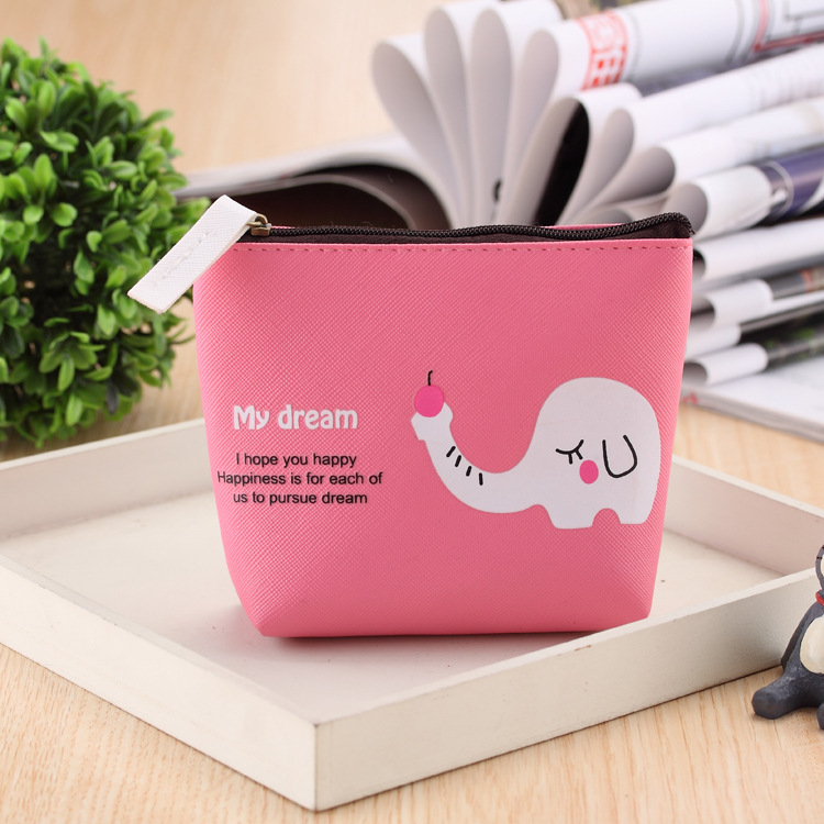 Pu Leather Coin Purses Child Girl Student Women Change Purse, Lady Zero Wallets, Coin Bag рюкзак girl pu yt00172334