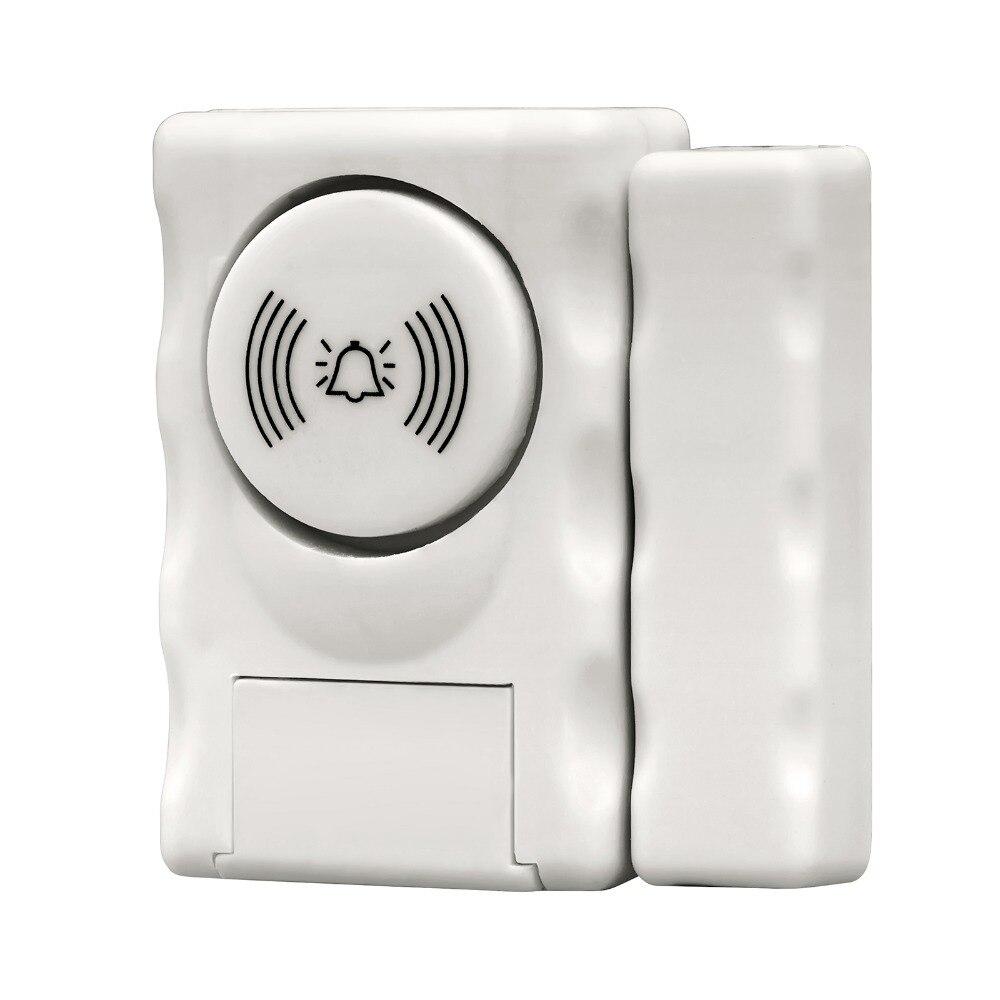 3pcs/lot Independent Wireless Window/Door Sensor Anti-theft Entry Burglar entry Alarm Bell Home Security burglar Alarm