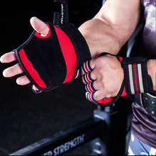 Fitness Sports Training Gloves Weight Lifting Women Men Powerlifting Gymnastics