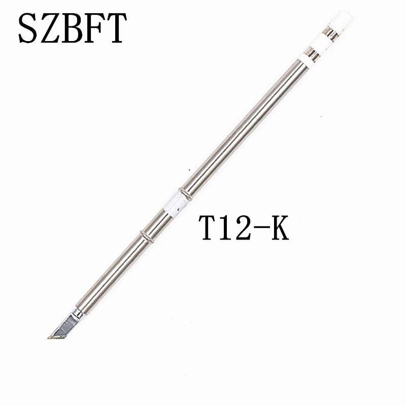 T12 BC2//J02//JL02//KR//ILS soldering iron tips for soldering rework station ESECUS