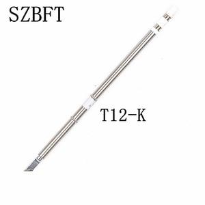 Image 2 - Szbft pontas de solda t12 para hakko T12 K kf kr ku bc2 ils jl02 d24 i pontas de ferro de solda