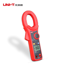 Uni-t profissional UT220 2000A Auto Data Hold Backlight Digital de metros multimetro uni t ut220 2000a digital clamp meters measure multimeters auto range data hold lcd backlight resistance meters megohmmeter