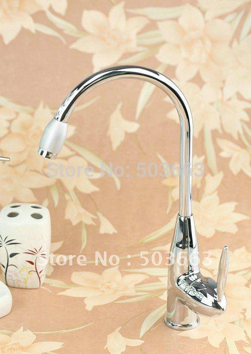 e pak Free Shipping Beautiful Free Ship Bathroom Basin Sink Mixer Tap Polished Chrome Faucet CM0162
