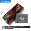 Caixa de TV IPTV MAG254 com Adaptador USB Wi-fi Sistema Operacional Linux 2.6.23 Ip tv Set Top Box MAG 254 Wifi media player XBMC Dlan Web